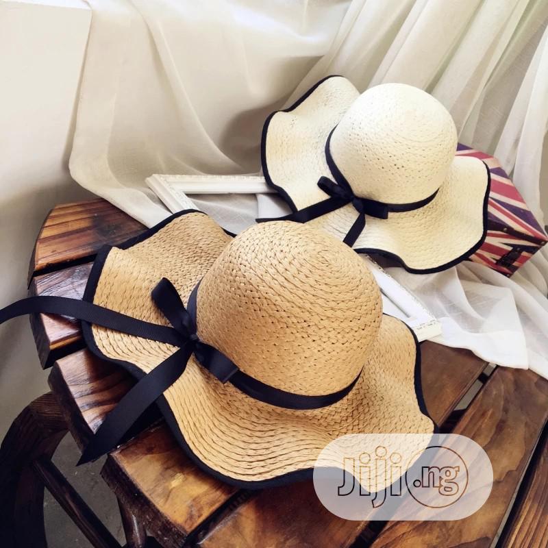 Archive: Beach Sun Hat for Pleasure