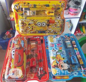 12pcs Kids Character Stationary Set | Stationery for sale in Lagos State, Apapa