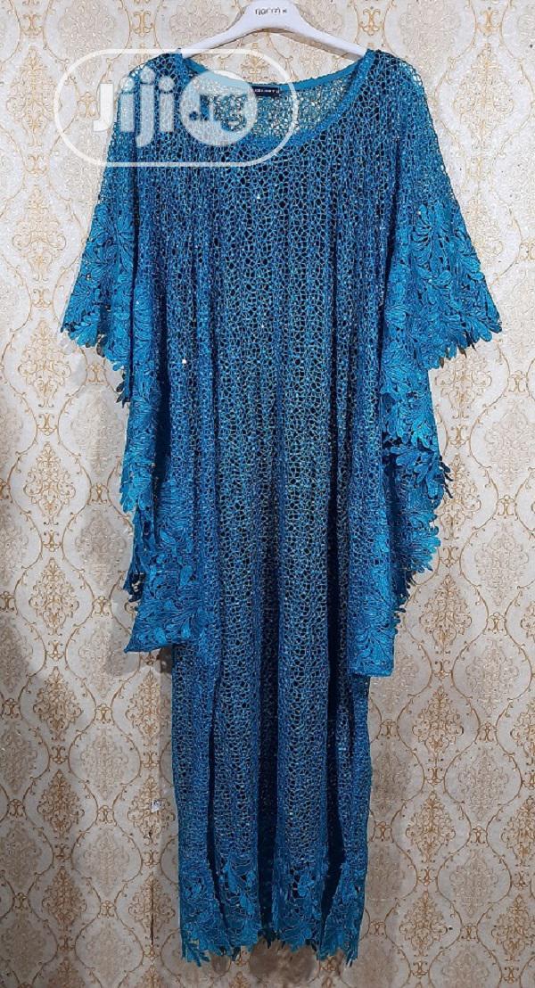 Ladies Long Boubou Dress