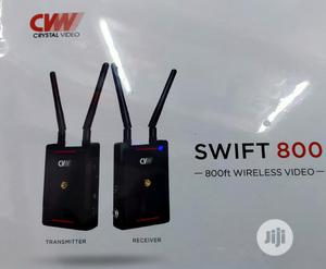 Cvw Swift 800 HDMI Wireless Transmitter   Accessories & Supplies for Electronics for sale in Lagos State, Ikeja