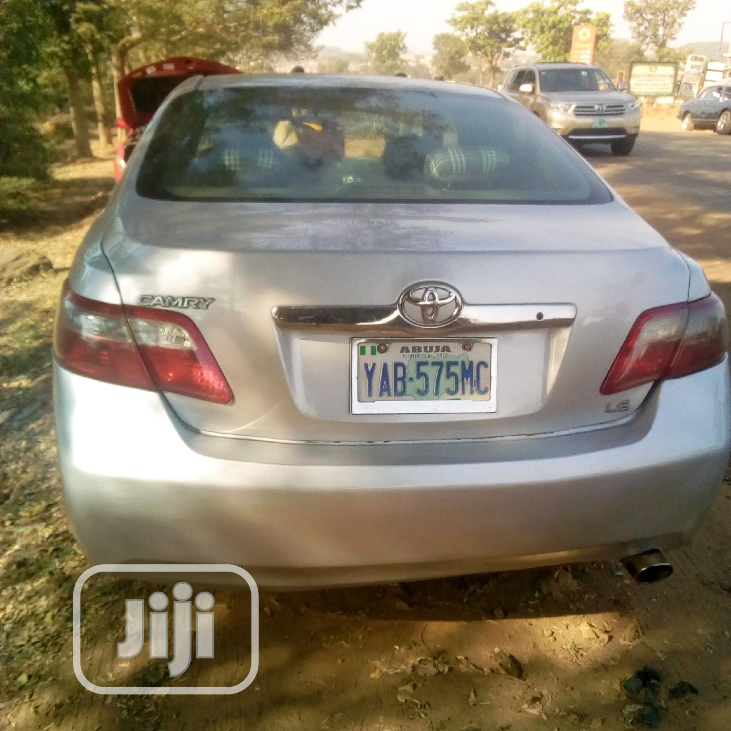 Toyota Camry 2009 Silver | Cars for sale in Apo District, Abuja (FCT) State, Nigeria