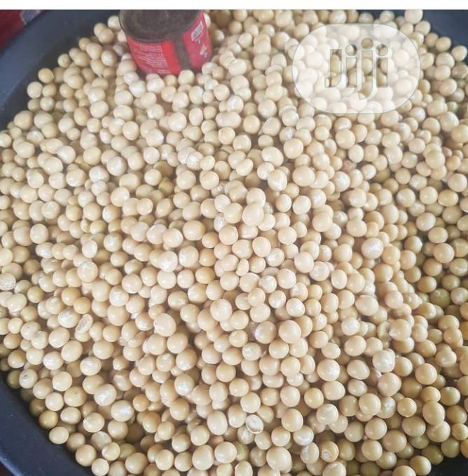 Archive: Okpa Flour (Bambra Nut)