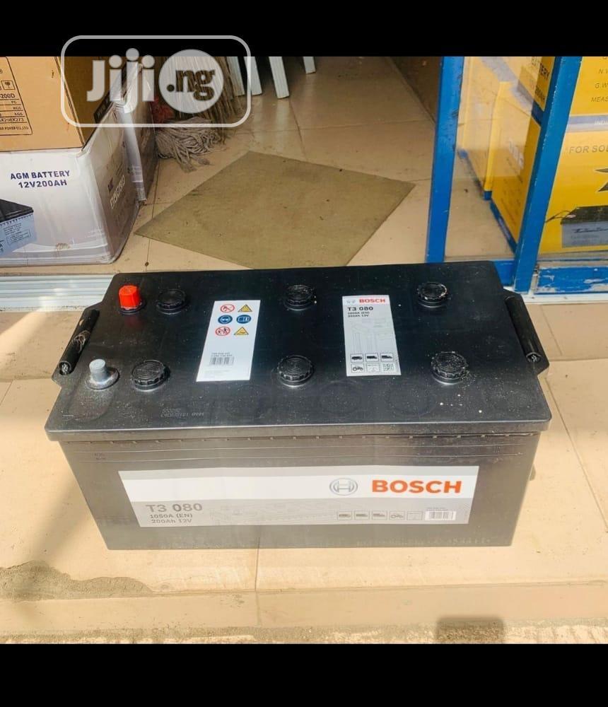 Bosch 200ah 12volts Battery