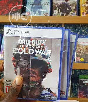 Call Of Duty Ps5- Cold War | Video Games for sale in Lagos State, Ikeja