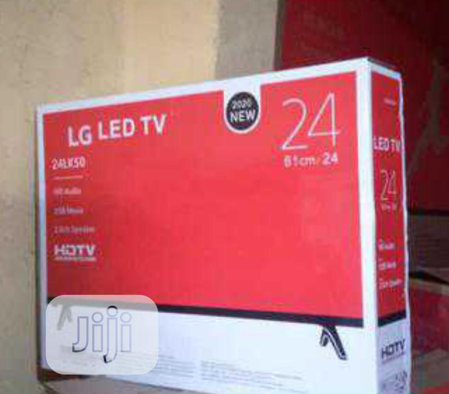 """Archive: New LG 24""""Inch Led Fullhd Ready TV Wizard Picture Warranty"""