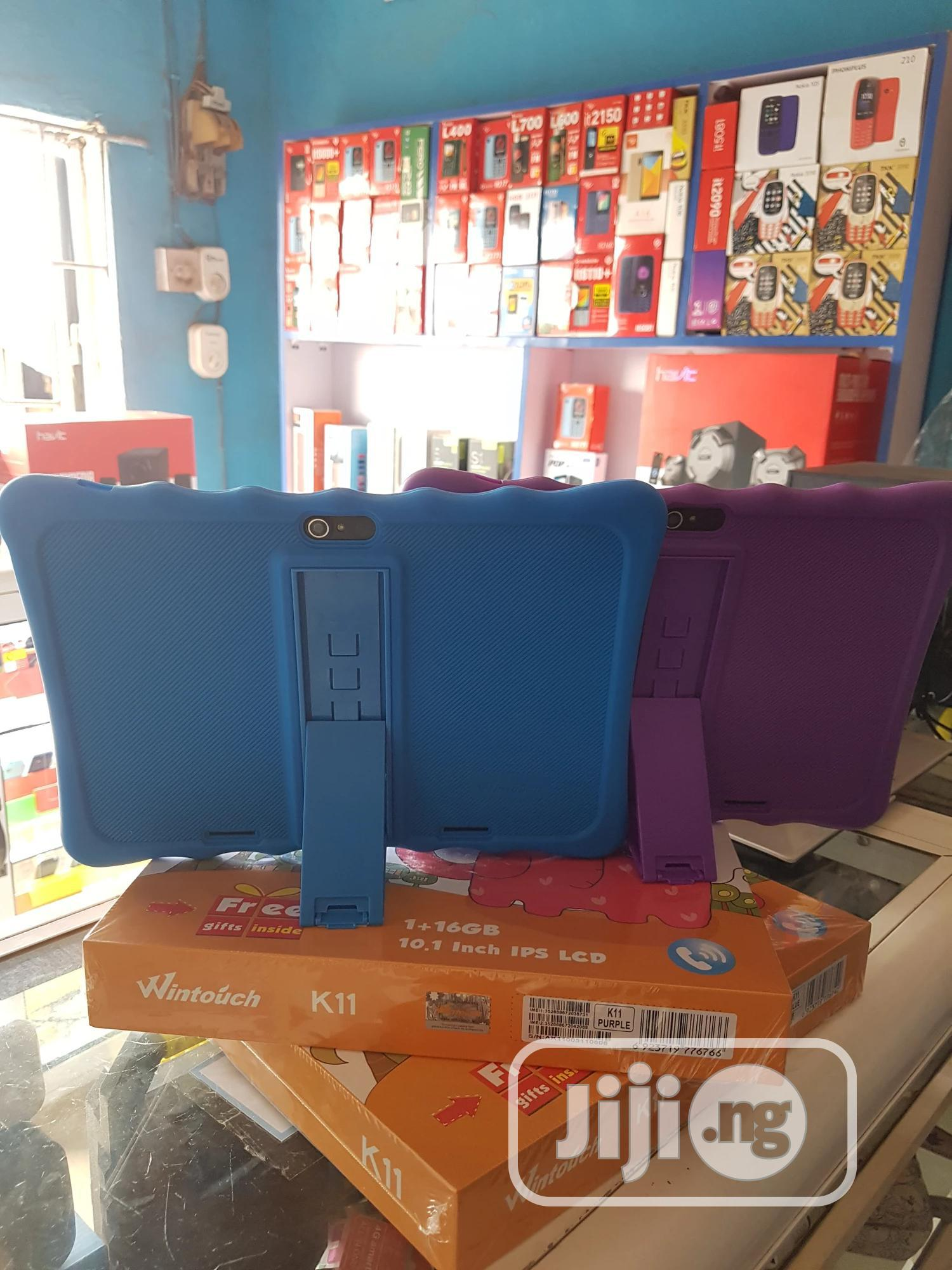 New Wintouch K11 16 GB Blue | Tablets for sale in Alimosho, Lagos State, Nigeria