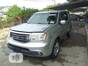 Honda Pilot 2012 Silver | Cars for sale in Lagos State, Kosofe