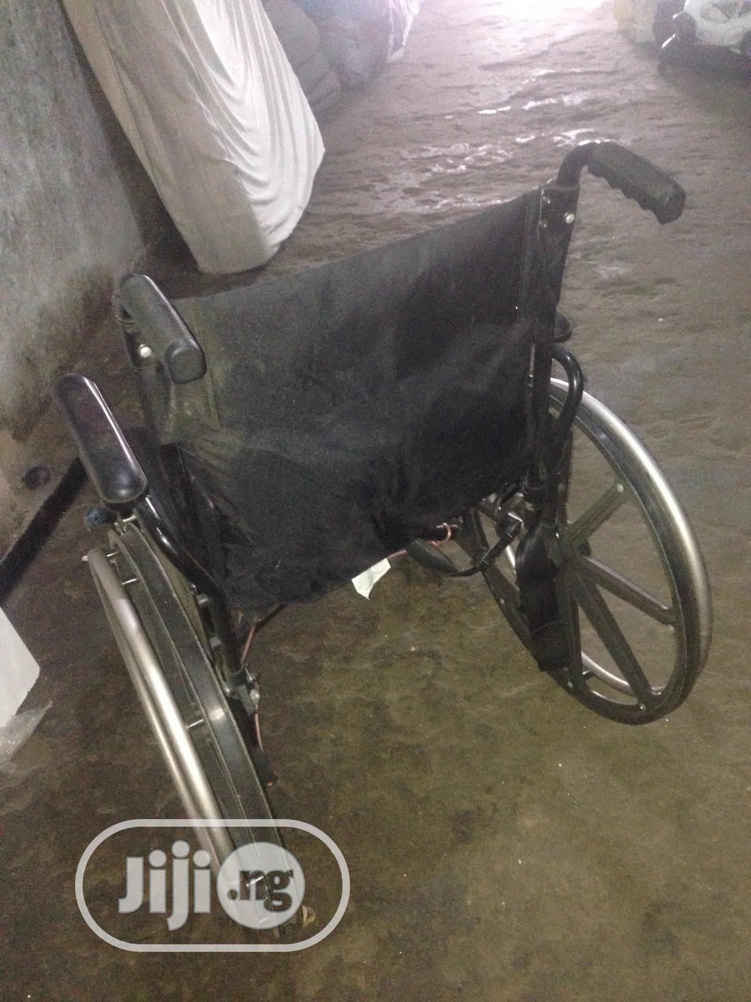 Archive: Wheel Chair