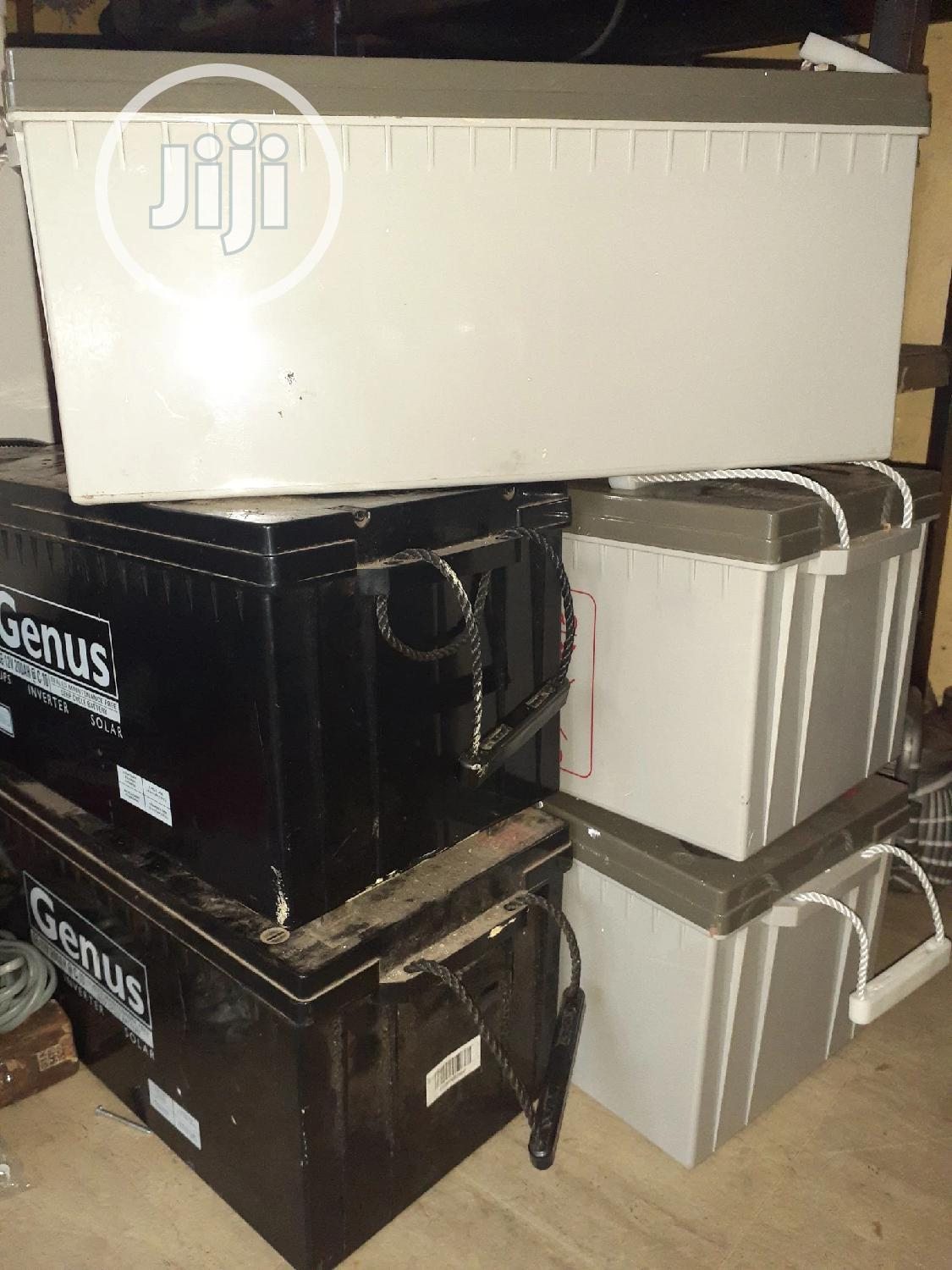We Buy Condemned and Used Inverter Batteries   Electrical Equipment for sale in Oshodi, Lagos State, Nigeria