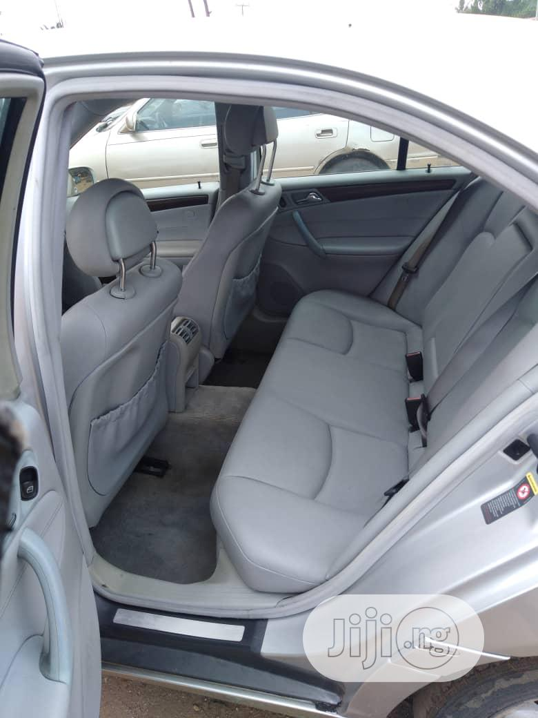 Mercedes-Benz C240 2003 Silver | Cars for sale in Ipaja, Lagos State, Nigeria