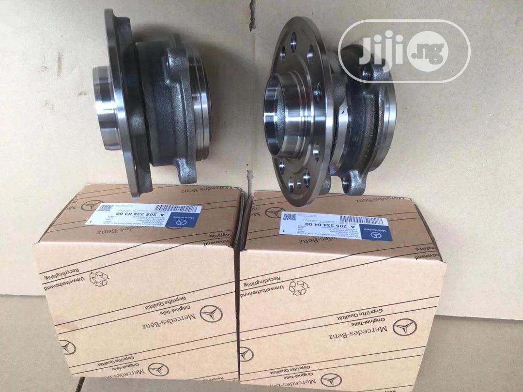 Wheel Hub 205 C300