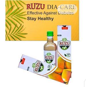 Ruzu Dia-Care for Diabetes | Vitamins & Supplements for sale in Abuja (FCT) State, Bwari