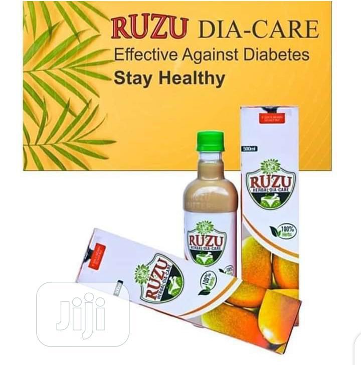 Ruzu Dia-Care for Diabetes