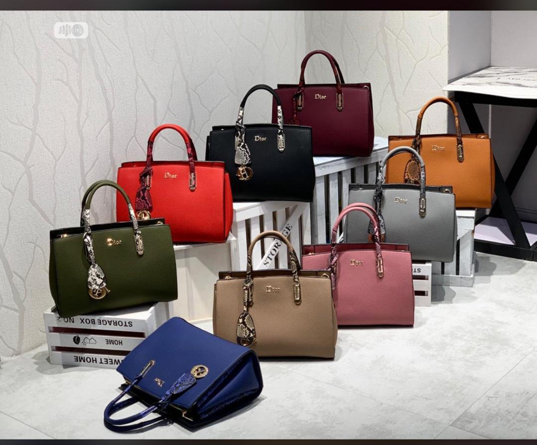 Ladies Quality Genuine Leather Handbags | Bags for sale in Ikeja, Lagos State, Nigeria
