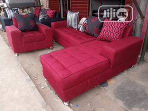 Contemporary L Shape With Single | Furniture for sale in Lagos State, Surulere