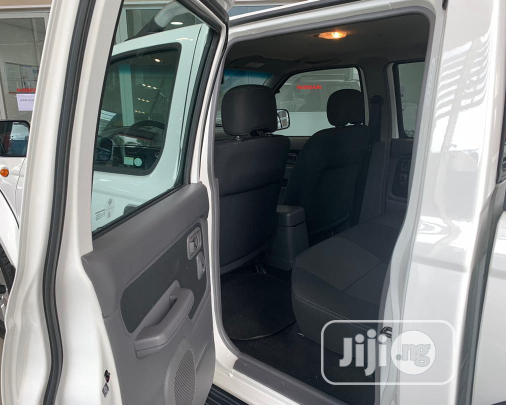 New Nissan NP300 2016 White   Cars for sale in Ikeja, Lagos State, Nigeria