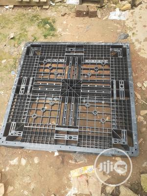 Heavy Duty Square Type Foreign Rubber Pallets | Store Equipment for sale in Lagos State, Agege