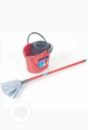 Mop Still With Mop Bucket | Home Accessories for sale in Lagos State, Alimosho