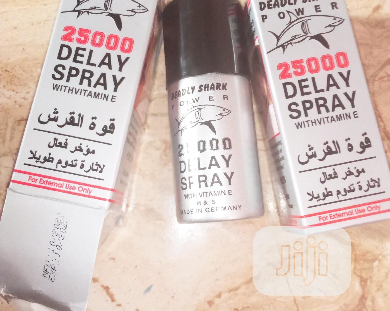 Archive: Deadly Shark Delay Spray X 2