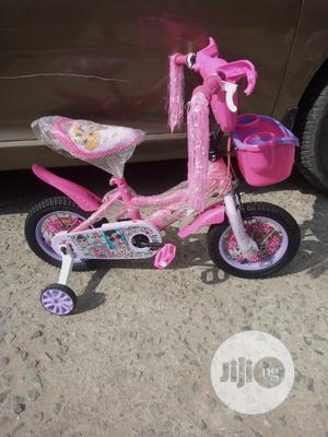 Character Kids Bicycle With Music.   Toys for sale in Lagos State, Lagos Island (Eko)