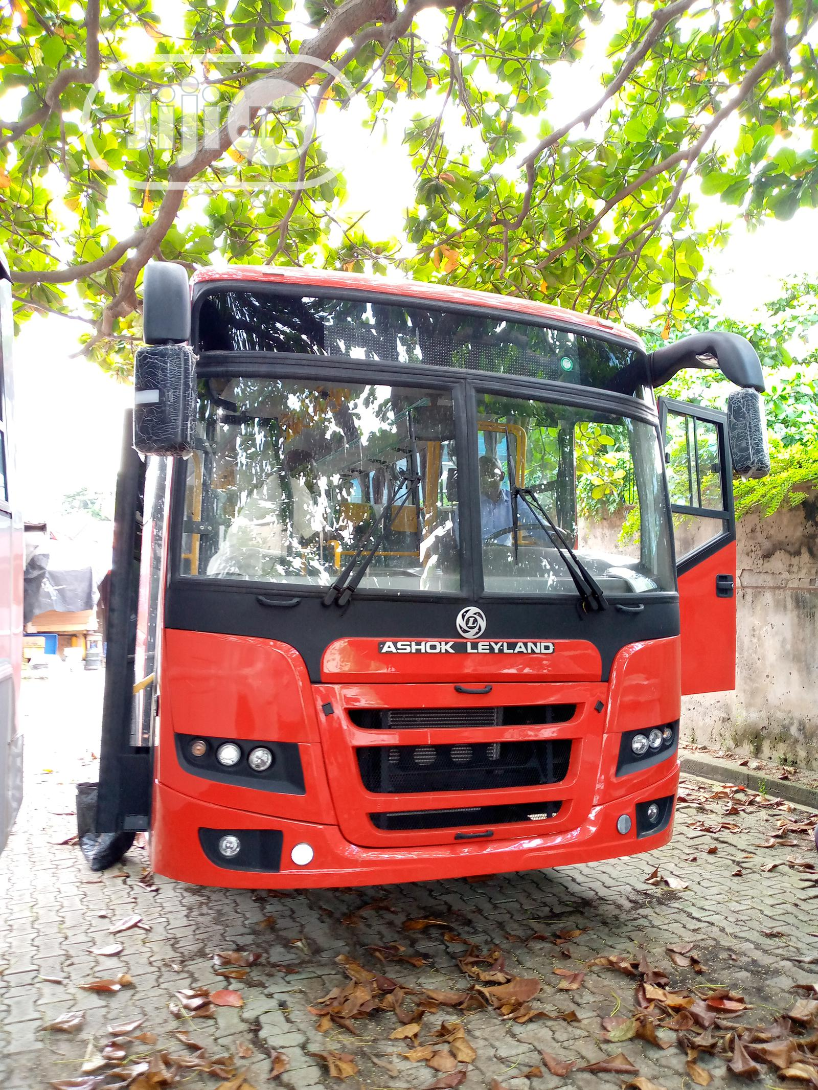 Brand New Buses Of 56 Seater Made By Ashok Leyland For Sale