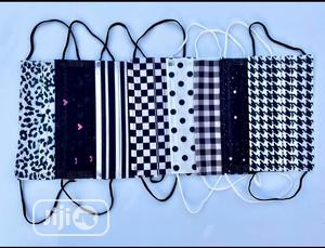 3ply Adult Patterned Mask | Medical Supplies & Equipment for sale in Lagos State, Yaba