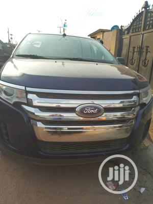 Ford Edge 2012 Blue   Cars for sale in Lagos State, Ikeja