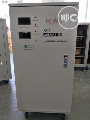 Industrial Stabilizer 30KVA Single Phase   Solar Energy for sale in Lagos State, Ojo