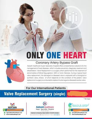 Valve Replacement Surgery   Health & Beauty Services for sale in Lagos State, Ikoyi