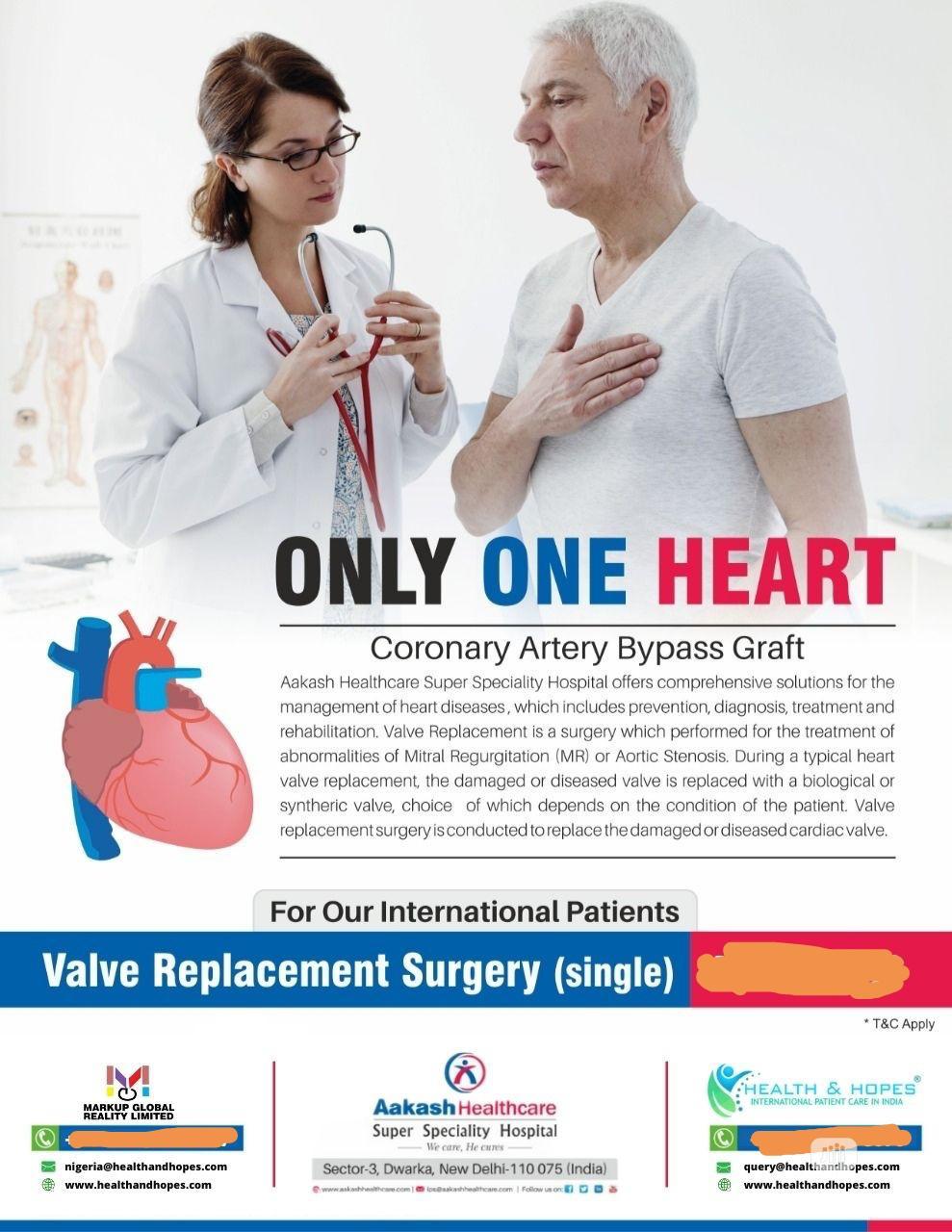 Valve Replacement Surgery