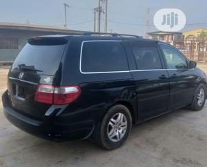 Honda Odyssey 2007 EX Black   Cars for sale in Lagos State, Ikeja