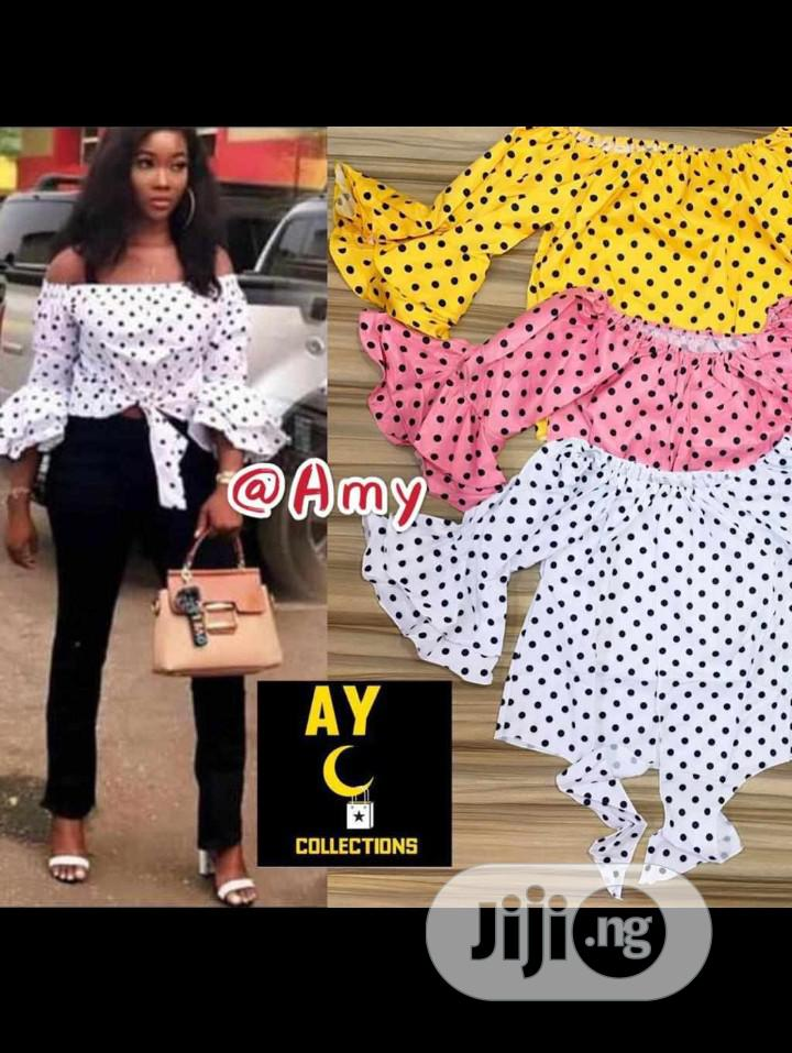 Ladies Quality Tops | Clothing for sale in Ikeja, Lagos State, Nigeria