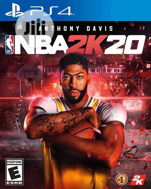 NBA 2K20 - Playstation 4 | Video Games for sale in Lagos State, Ajah
