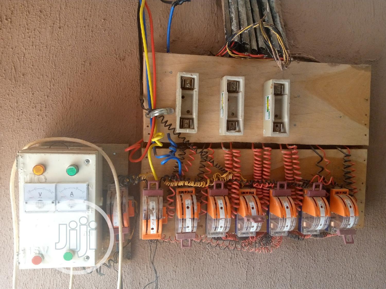 Archive: Electricians