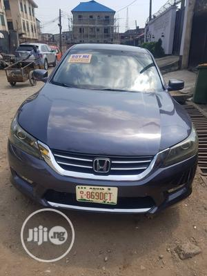 Honda Accord 2013 Blue | Cars for sale in Lagos State, Surulere
