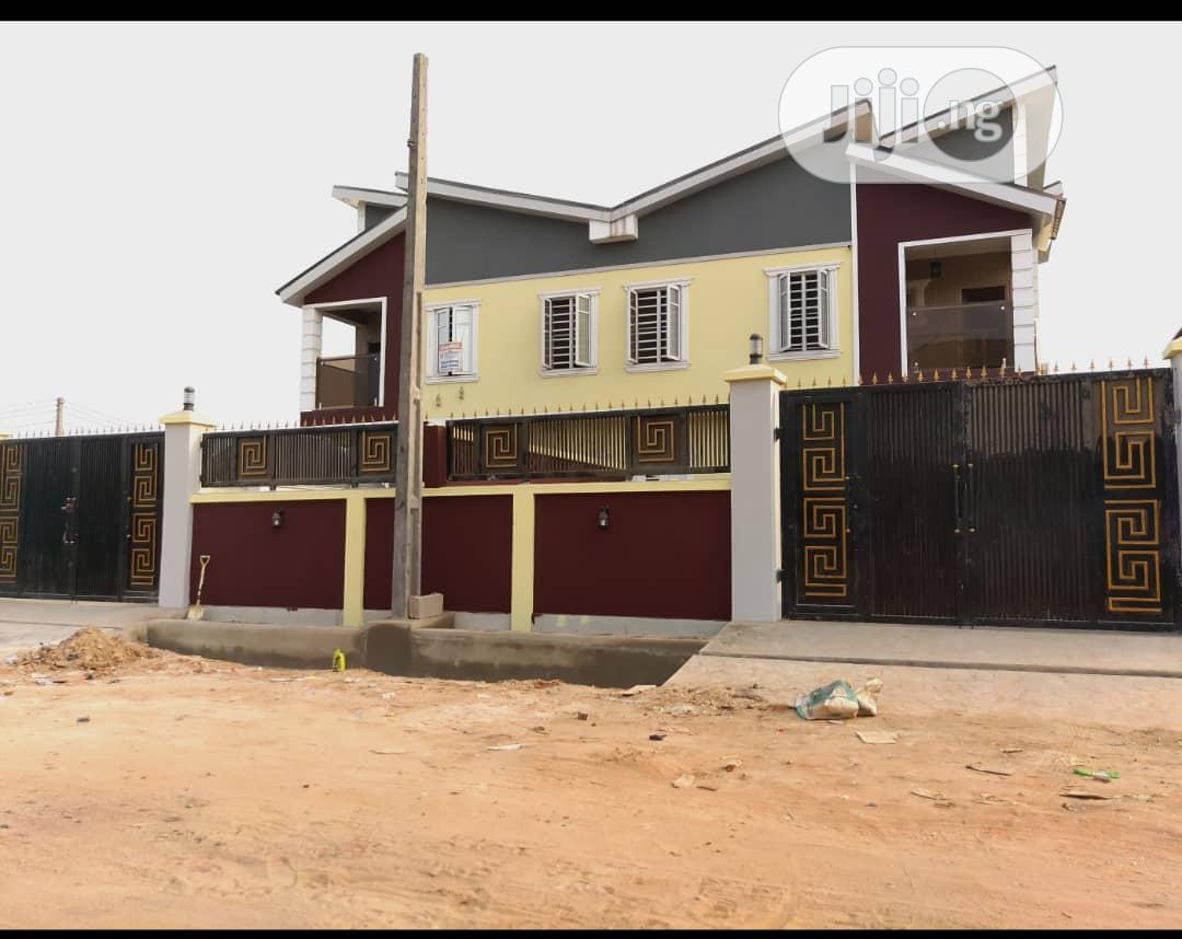 Newly Built 4 Bedroom Duplex At Opic Estate.