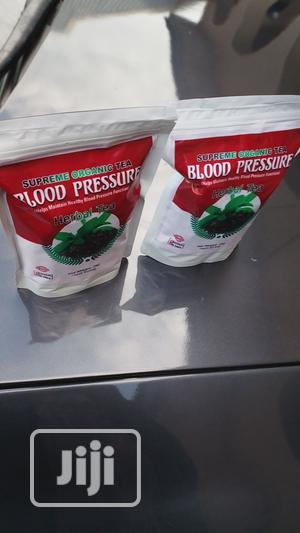 Supreme High Blood Pressure Tea   Vitamins & Supplements for sale in Lagos State, Surulere