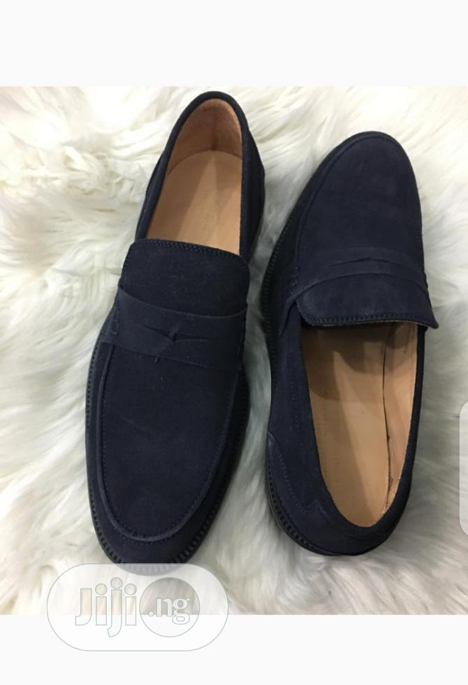 Archive: Fass-Pure Italian Suede Loafers