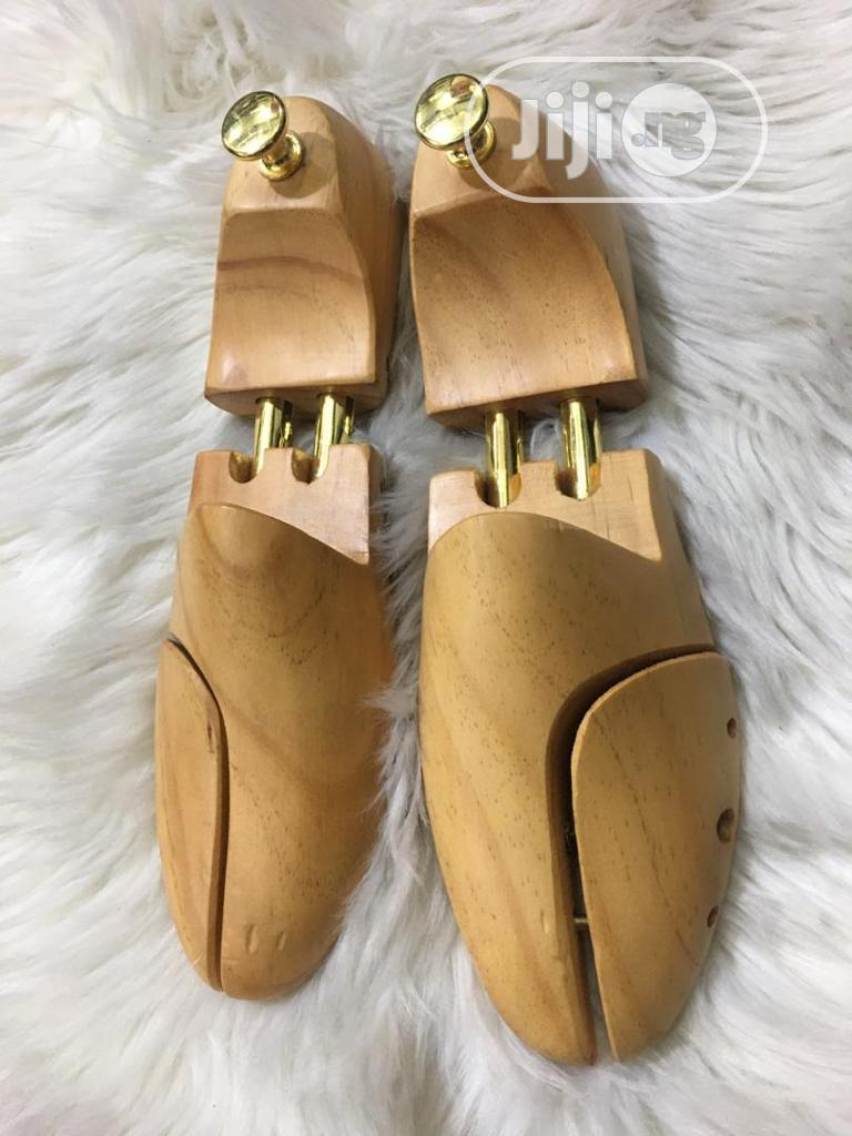 Woden Shoes Tree (Shoe Stretcher)
