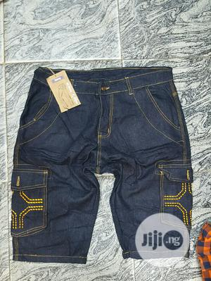 Quality Jeans Combat Short | Clothing for sale in Lagos State, Lagos Island (Eko)