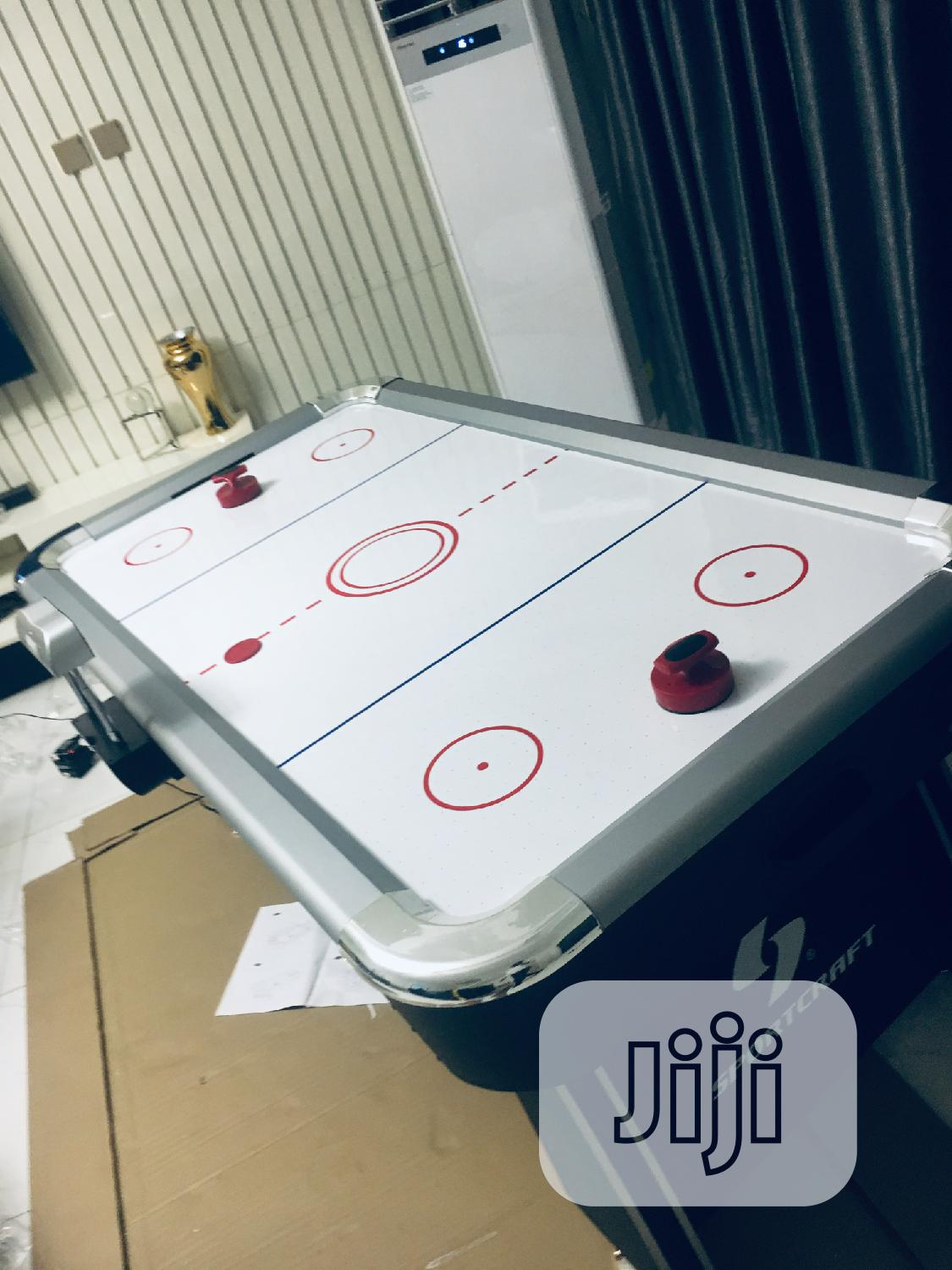 Exquisite Air Hockey Table