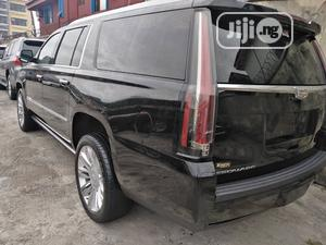 Cadillac Escalade 2016 Black | Cars for sale in Lagos State, Oshodi