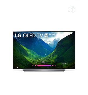 LG 55′′ Oled 4K Hdr Smart TV 55C8   TV & DVD Equipment for sale in Lagos State, Ikeja