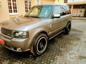 Land Rover Range Rover Sport 2012 Gold | Cars for sale in Lagos State, Victoria Island