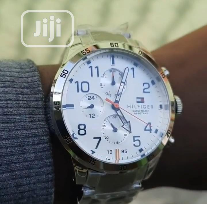 Top Quality Tommy Hilfiger Stainless Steel Watch
