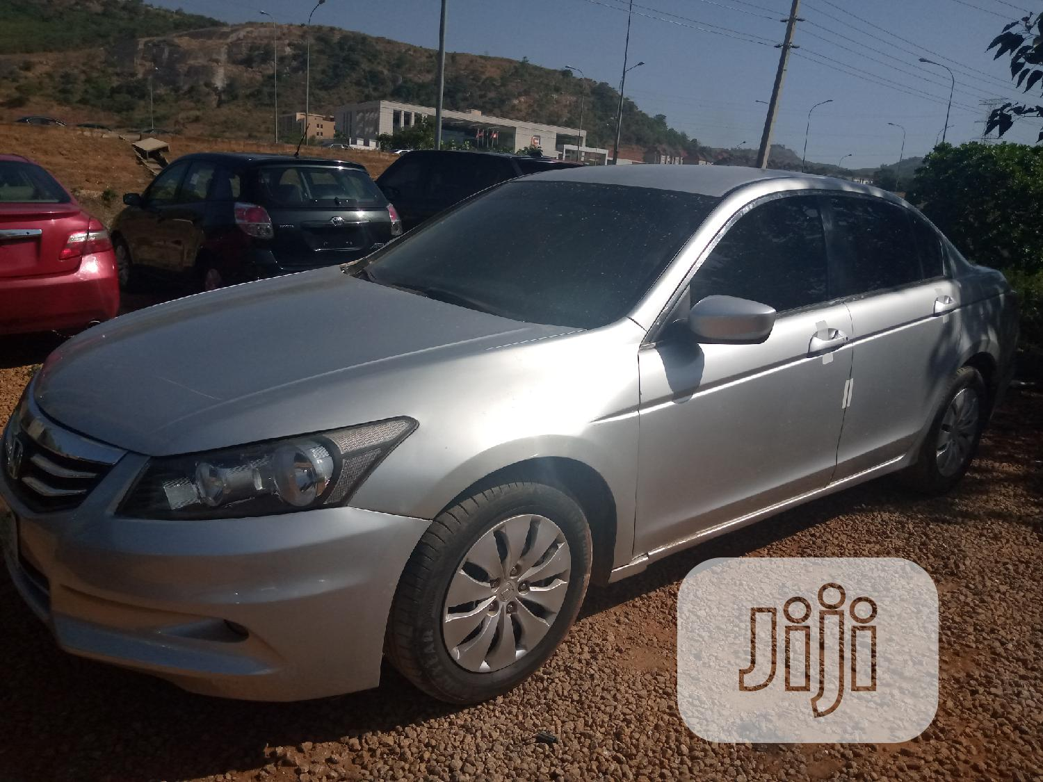 Archive: Honda Accord 2008 2.0i-Vtec Executive Silver