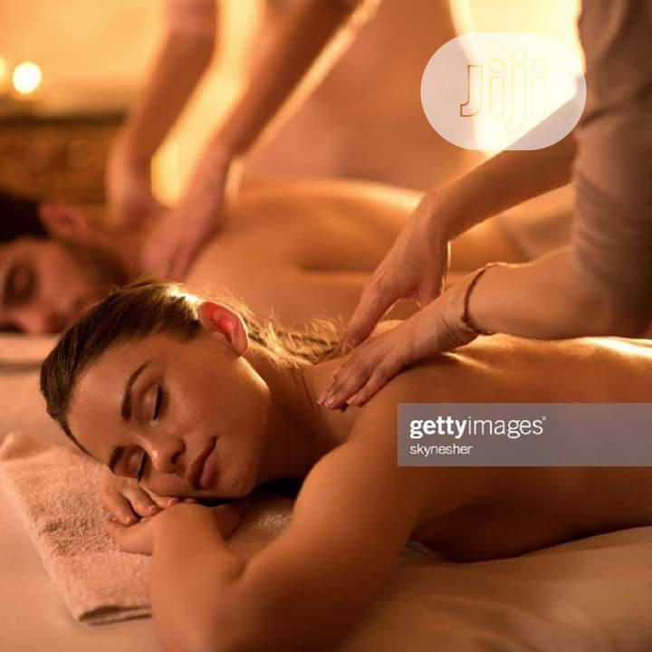 Home/Hotel Couples Massage Therapy