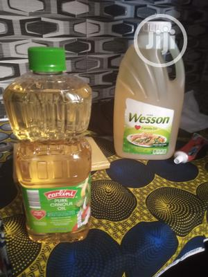 Wesson Canola Oil And Carlini Pure Canola Oil. | Meals & Drinks for sale in Lagos State, Ikorodu