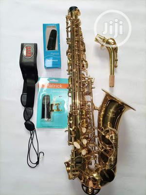 Yamah Saxophone   Musical Instruments & Gear for sale in Lagos State, Ikeja