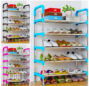 Shoe Rack 5 Steps | Furniture for sale in Lagos State, Ikeja